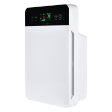china ionizer and fresher cleaner 7 5 stage 220v anion 2020 uvc lamp uv true remote control hepa filter new air purifier with