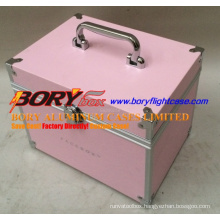 Fancy Cosmetic Case Make up with Compartments