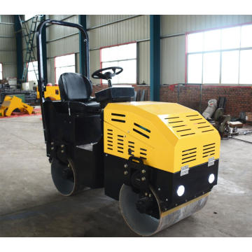 1 Tonne Soil Ride On Road Roller