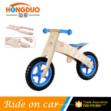 HD-160 Wooden baby walker scooter (Accept OEM service)