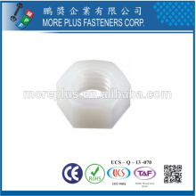 Fabriqué à Taiwan PP Nylon Plastic Nut