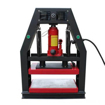 FJXHB5-N1 placa de aquecimento duplo Máquina de pressão de calor de resina