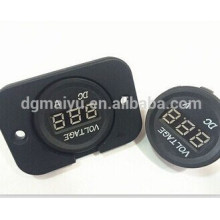 Voltmeter Spannungsmessgerät für Boot / Wohnmobil / Auto / Motorrad (MAI YU)