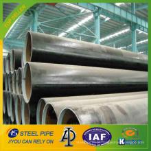 SAW API 5L PSL2 X52 Tubo de Aço Carbono