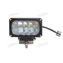4inch 12V/24V 30W Rectangle LED Headlight