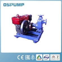 ZX 90kw diesel engine self-priming pump