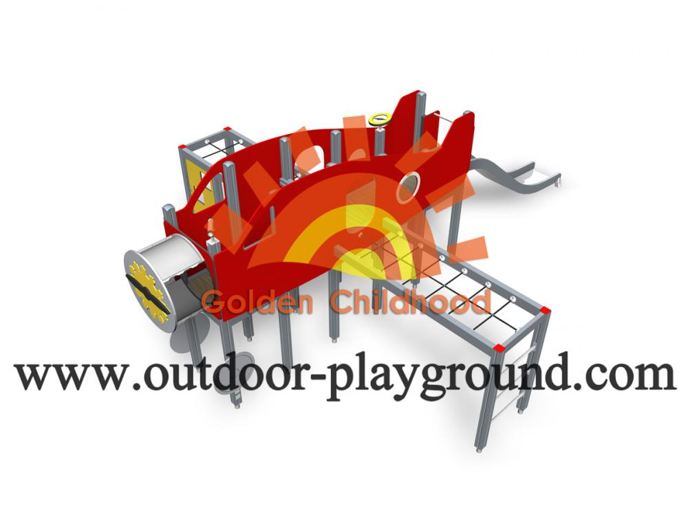 Commercial Outdoor Play Structures
