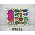 Latest Plastic Vegetable and Fruit Shape Toys