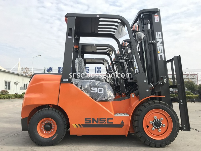 5units 3 ton forklift exported to Egypt from sheri (3)