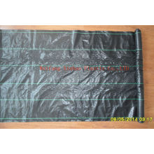 Alfombrillas de malezas tejidas de PP al aire libre biodegradables