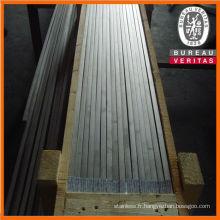 304 en acier inoxydable solide place bar avec de bonne qualité