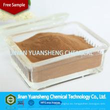 Supresor de Polvo Lignina Polvo Ligante Sulfonato de Sodio Ligante