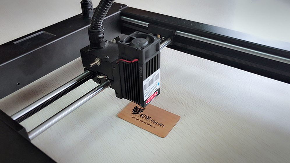 Desktop Laser Plotter