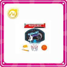 Placa de basquete do brinquedo do plástico do esporte mini