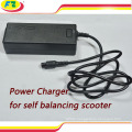 china supplier 42v 2000mah charger for electric scooter 2 wheel hoverboard electric scooter power adapter