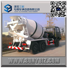 Dongfeng CUMMINS Motor 3 M3 Allradantrieb Mixer Truck