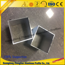 Perfil de alumínio de construção para tubo de alumínio