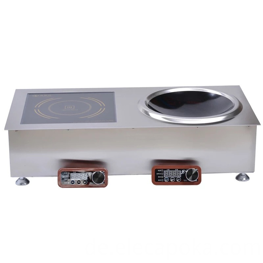 induction cooker 2 burner