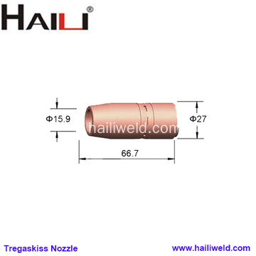 "Ugello Tregaskiss Co2 5/8 ""401-81-62"