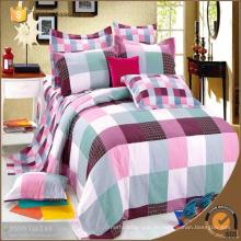 Ropa de cama nupcial de la impresión Ropa de cama al por mayor del lecho 100% del algodón