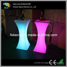 Hochzeit Blinkende LED Tisch, Rezeption Schreibtisch