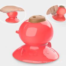 Amazon's new product sucker cute pig snack toy relieve boredom companion training pet training feeder