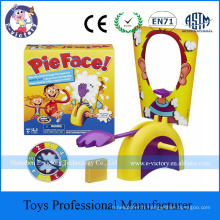 Hot Sale New Arriving Funny Rocket Pie Face Game For Children