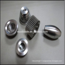 Precision cnc turning components manufacturing stainless steel lathe machine parts