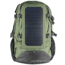 ECEEN 7W Solar backpack Ultra-slim solar charger charge for iphone sumsung