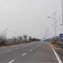 500W Wind-Solar Hybrid Power Street Light
