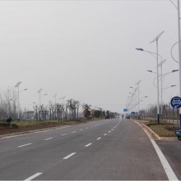 Luz de rua poder 500W vento-Solar híbrido