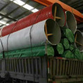 Hot Finished Seamless Corrosion Resistant Stainless Steel Tube