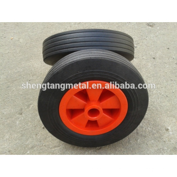 rubber wheel tyre with soild