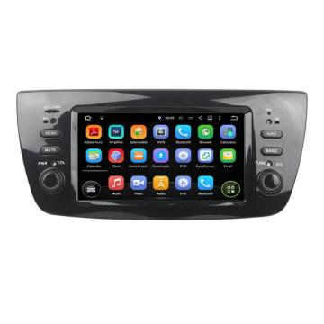 Android 6.0 Auto Multimedia Player voor FIAT DOBLO