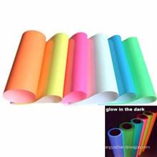 Heat Transfer Luminous PU Vinyl