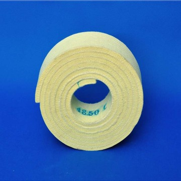480 Degree Centigrade Kevlar Seamless Conveyor Belt