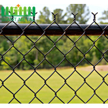 Hot Sale Hot Dicelup Galvanized Chain Link Fence Factory Wholesale