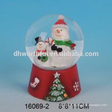 High Quality custom 3d snow globe
