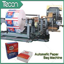 Sacola de papel de alta eficiência que faz a máquina (ZT9804 & HD4913)