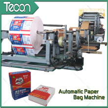 High-Speed ​​Multiwall Papierbeutel Making Machinery