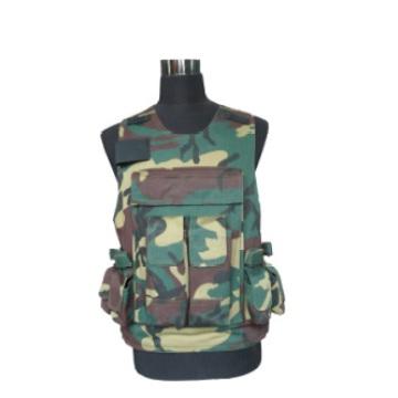 Tipo 7 militar combate 3 grado protección a prueba de balas chaleco suave