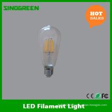 Светодиодная лампа накаливания Edison 8W Светодиодная лампа накаливания St64 LED