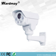 CCTV 4X Zoom 2.0MP IR Bullet PTZ Camera