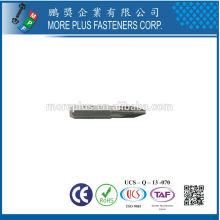 "Fabricado en Taiwán PZ BITS 1/4 ""HEX POWER BITS"