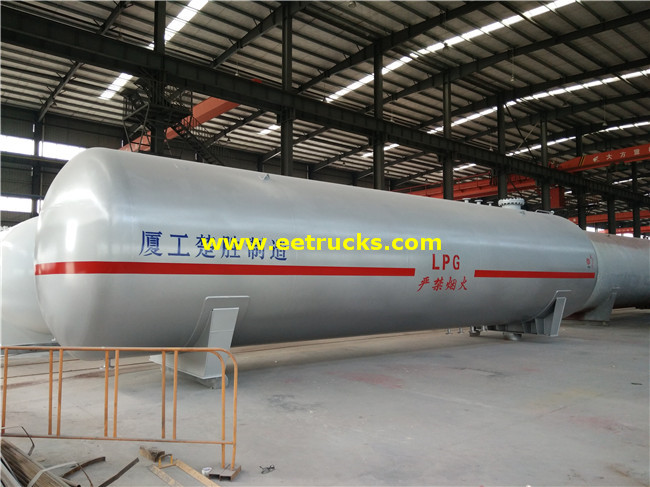 100 M3 LPG Storage Tanks