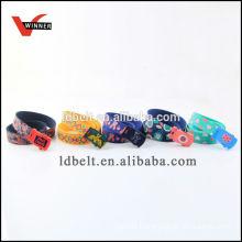 top quality PP printed kids belt