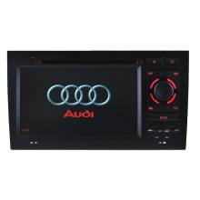 Android 5.1/1.6 GHz GPS Navigation for Audi A4/S4 Radio with WiFi Connection Hualingan