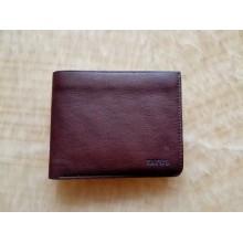 Guangzhou fornecedor de design de design de couro dobrado Wallte para bolsa para homens (Z-114)