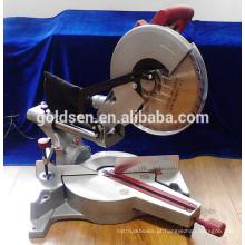 1900w15A Powe Madeira Portátil Serra Corte de alumínio Energia Elétrica 305mm Slide Miter Saw