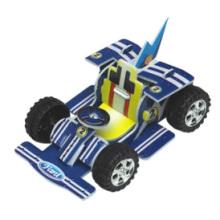 Customized Kart Puzzle